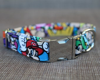 Super Mario Bros Collar