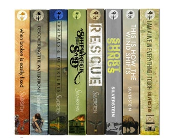 Silverstein albums as a series of books (PRINT)