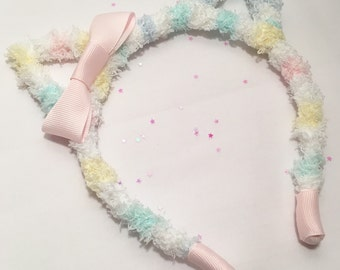 Kawaii Pastel Fairy Kei Kitty Ears