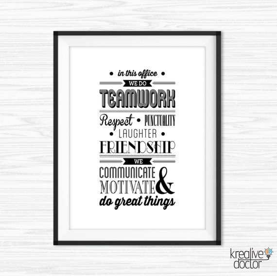 Office Quotes Inspirational: Teamwork Quotes For Office In This Office Quote Inspirational