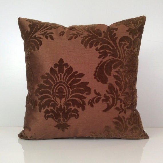 Light Brown Decorative Pillows : Light Brown Pillow Throw Pillow Cover Decorative Pillow