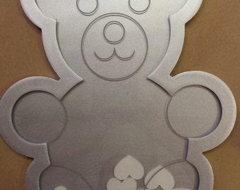 Teddy Bear Drop Box Guest Book Baby Showers Birthdays