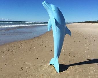 Marineland Gold Coast 1960s Fibreglass Dolphin