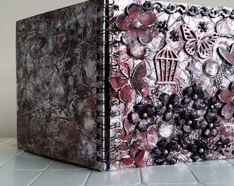 Art handmade book