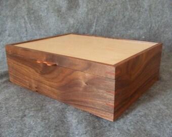 Large Walnut Box