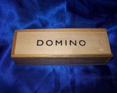 Domino Box plus Mixture of Domino Pieces