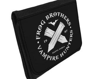 The Lost Boys - Frog Brothers Bros - Vampire Hunters - Wallet - 80s Retro Cult Classic - Ideal Secret Santa/Stocking Filler Gift