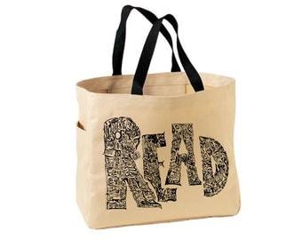 Read Canvas Bag