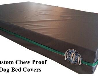 Extra Large Dog Bed Covers Heavy Duty By Bigassdogcompany