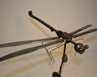 Steam Punk Dragonfly