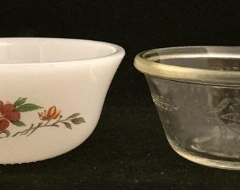Vintage prep bowls