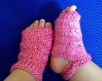 Summer sandal socks for babies