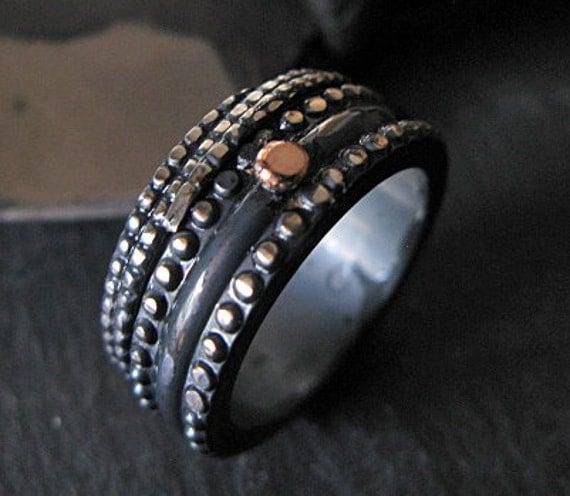 Viking Bands: Mens Ring Man Wedding Band Man Wedding Viking Ring Rustic Man