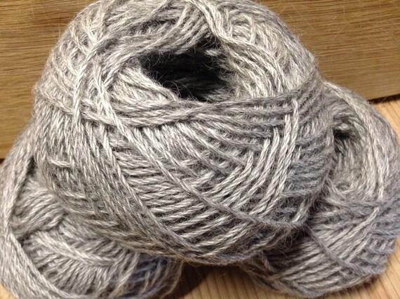GORDON Pure Gotland yarn 100g balls Chunky ply A15