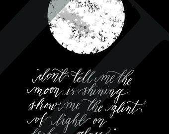 Show me the glint