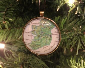 Travel Ornament