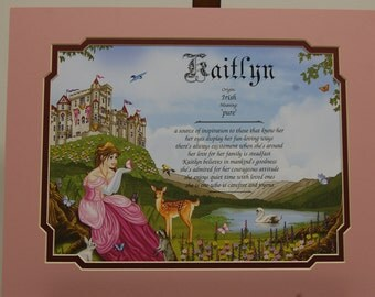 Princess Name Origin and Meaning