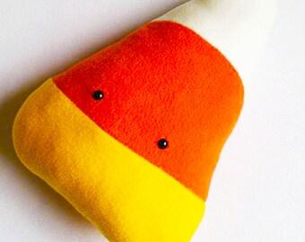 Candy Corn Plushie