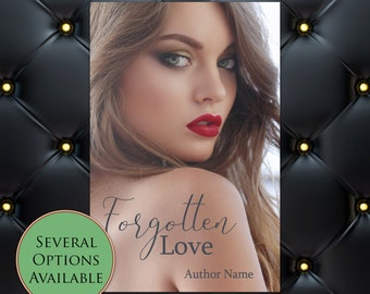Forgotten Love Pre-Made eBook Cover * Kindle * Ereader Cover