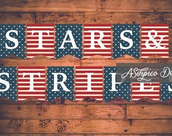 Stars & Stripes - Banner
