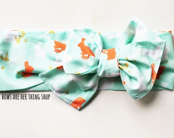 BUNNIES headwrap