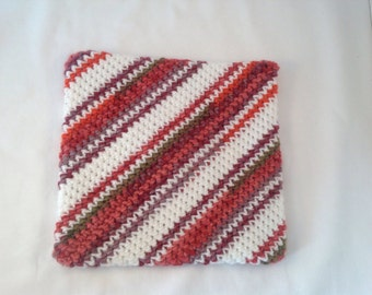Crochet Potholder, Crochet Hot Pad, Handmade potholder, Crochet trivet, Kitchenware Crochet Pot Holder