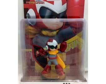 Custom amiibo - Protoman (Mega Man)