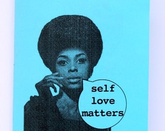 Black Women & Self Care Zine Thoughts on Mental Health Oppression and Healing