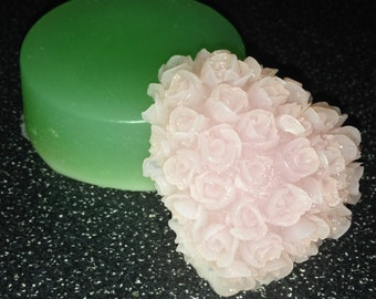 Handmade Lime or Pink Grapefruit Soap.