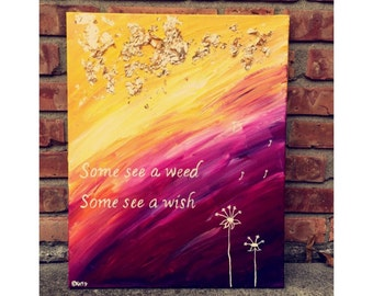 Weeds or Wishes