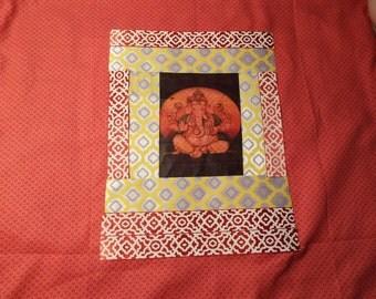 Lord Ganesh altar cloth