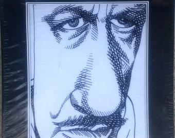 Largely Literary Box T-shirt John Steinbeck size L 1992