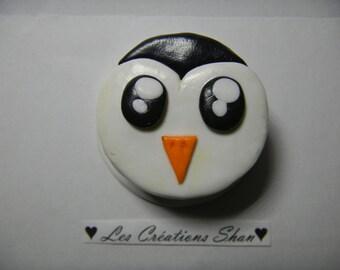 Door listener Penguin