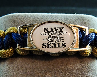 US NAVY SEALS paracord bracelet