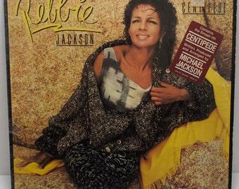 "Rebbie Jackson - ""Centipede"" vinyl"