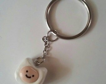 Finn the Human keychain