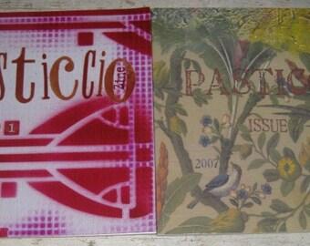 Pasticcio Quartz Issue 1 and 2