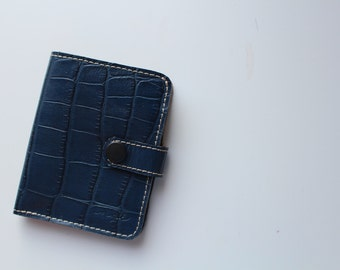 TIKI  Wallet in BLUE