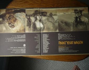 Paint Your Wagon Soundtrack Album LP