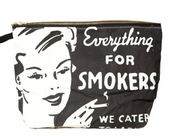 Everythings for Smokers Cosmetic Bag