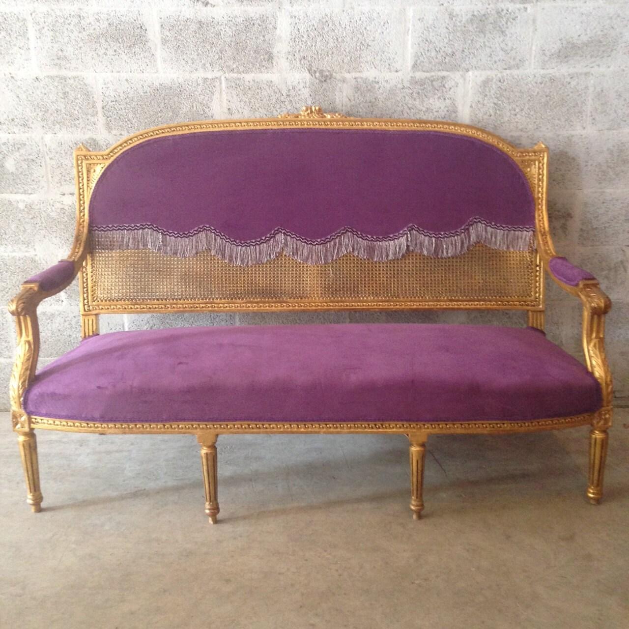 French furniture sofa -  Zoom