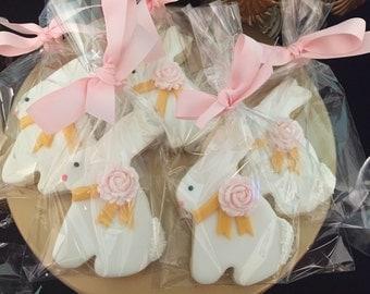 Bunny Cookies, Easter Rabbit Cookies