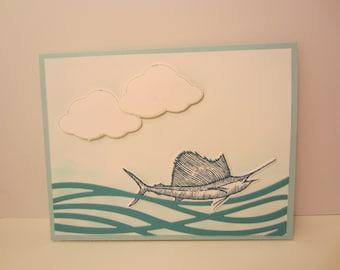 Silver Lining Swordfish