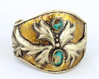 Southwestern Silver Cuff