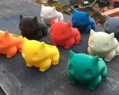 Bulbasaur Planter 3D Printed