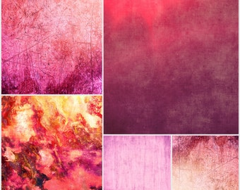 "Grunge Paper Instant Digital Download 12"" by 12"" Scrapbooking"