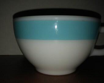 Corning Milk Glass Coffee Cup