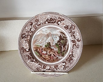 Summer clearance sale was 12 98 NOW 8 50 JohnsonBros/Historic America Plate
