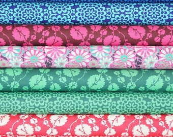 True Colors Collection Amy Butler Fat Quarter Bundle from Free Spirit Fabrics