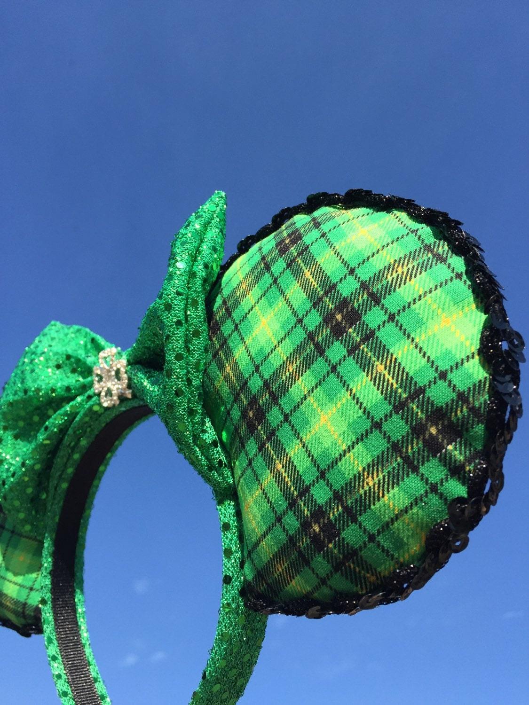 St patrick 39 s day mickey ears disney st patty 39 s day - Disney st patricks day images ...